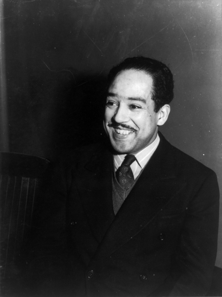 No Known Restrictions: Langston Hughes by Jack Delano, 194… | Flickr