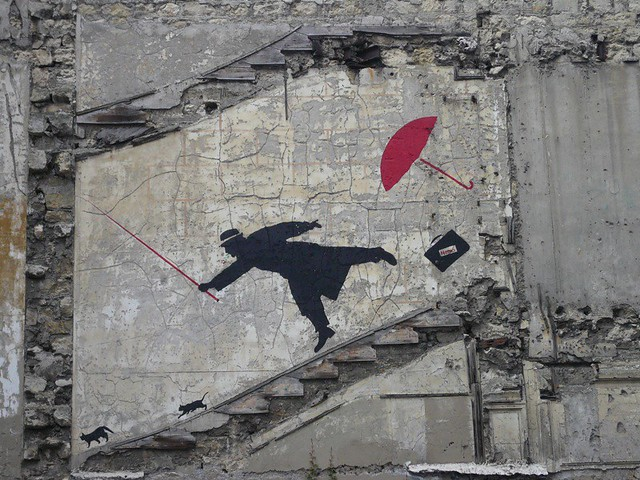 By Nemo, StreetArt, Paris, France