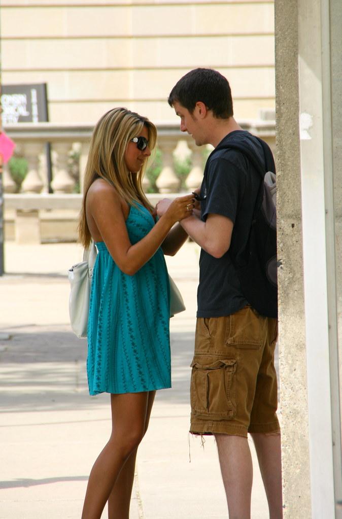 "Paparazzi: Cute Couple | ""Find a guy who calls you beautiful"