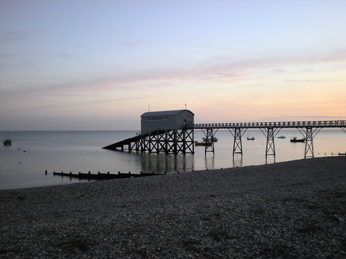 Selsey Lifeboat Station | by Hexagoneye Photography