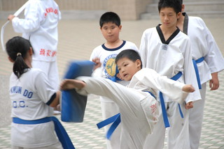 97跆拳道練習_20 | by 頭家國民小學 Tuojia Elementary School