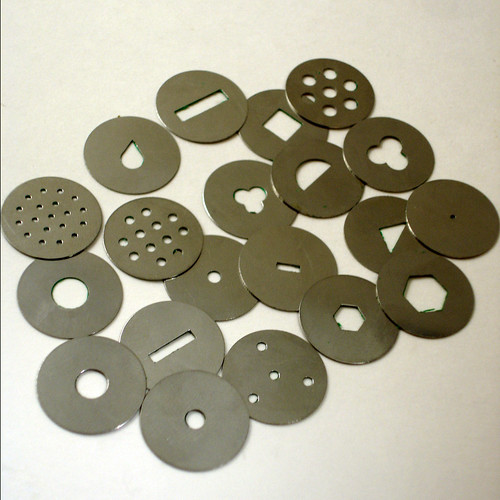 Extruder Discs | by CraftyGoat