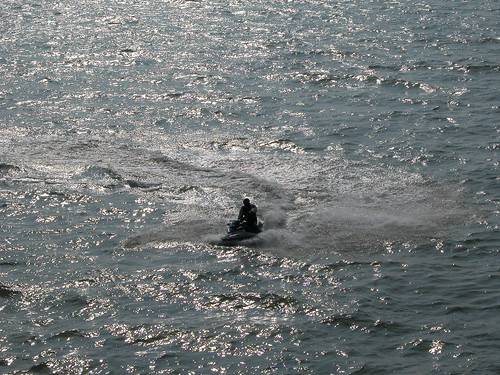 Water-skier | by Hexagoneye Photography