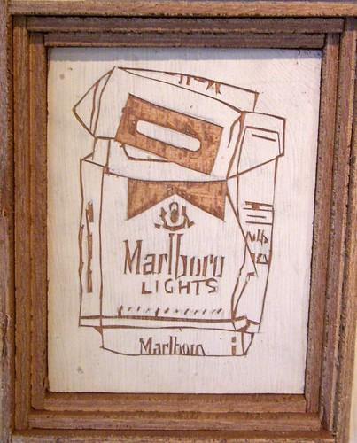"""Nathan Cordero """"Mini Marlboro"""""""