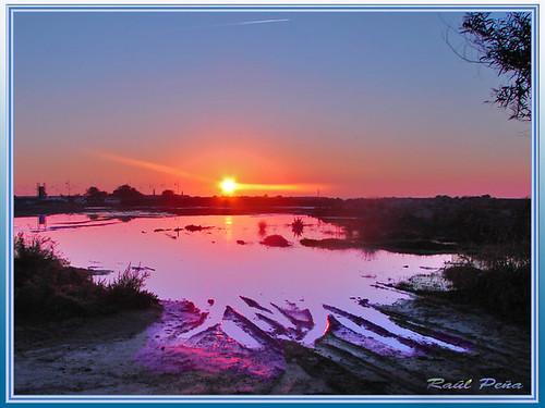 sky españa naturaleza sun sol nature water sunrise spain agua andalucia amanecer cielo rays estepona reflejos rayos reflexes flickrsbest abigfave raúlestepona