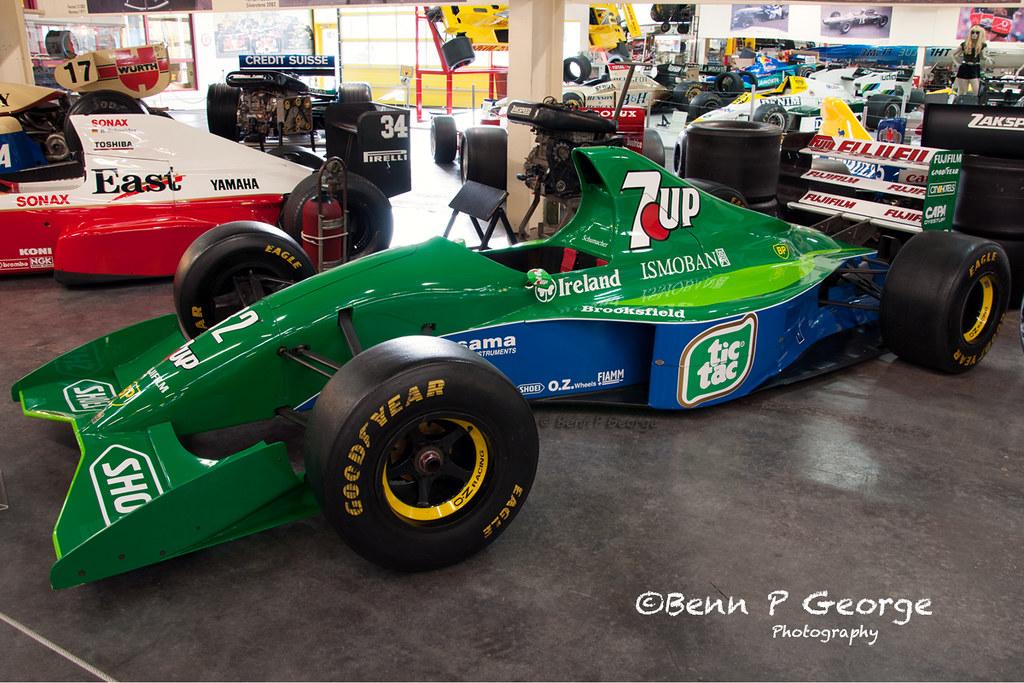 popularna marka zamówienie znana marka F1-#32-MICHAEL-SCHUMACHER-JORDAN-191-21-10-10-AUTO-&-TECHN ...