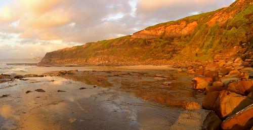 aus australia barbeach newsouthwales thehill nikon d750 seascape nudistbeach