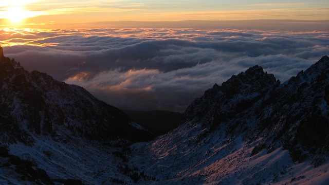 Tatra Mountains - View from Tery's Hut to