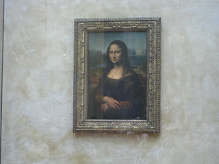 Mona Lisa | by midnightglory
