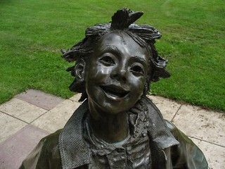 Beverly Cleary Sculpture Garden | by Krista76