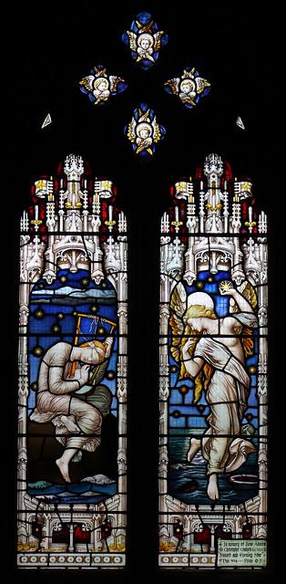 Cradock memorial window