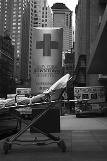 New York Downtown Hospital Sin Edicion Ne ŝanĝita Not Flickr