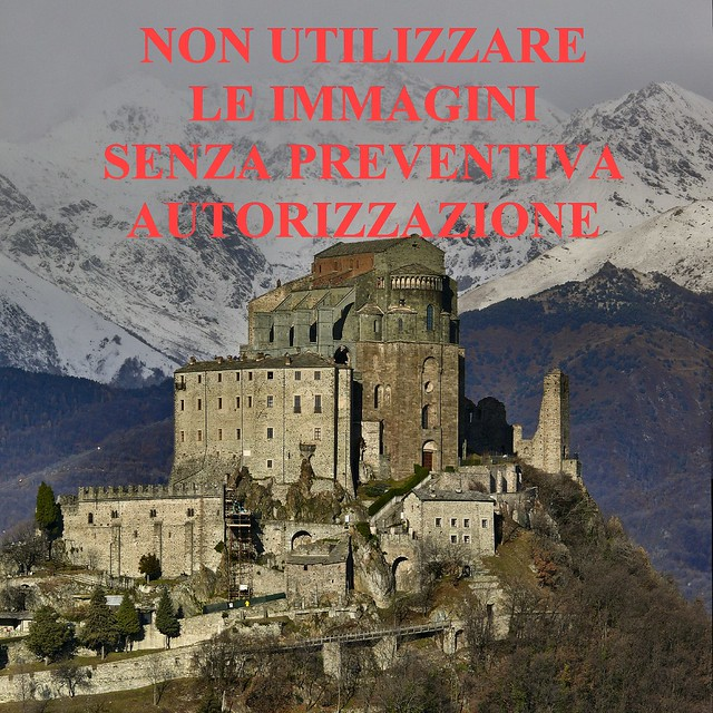 Saint Michael's Abbey - Piedmont