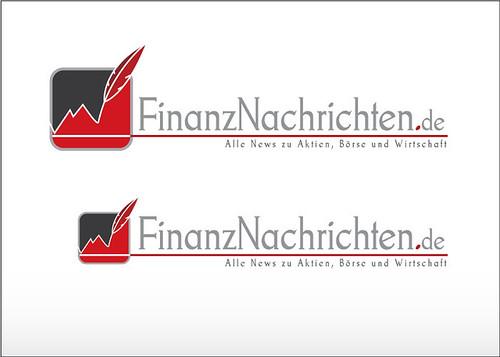 Finanz Nachrichten.de - Logotype | by Mark Bullock - LittleBlueBoat