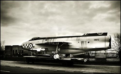 plane b&w by Andrew :-)