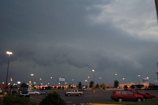 June 15, 2006 - Nebraska Shelf Cloud