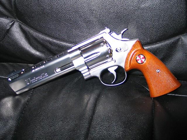Umbrella Magnum Revolver ~ Biohazard 0 | Umbrella Magnum Rev… | Flickr