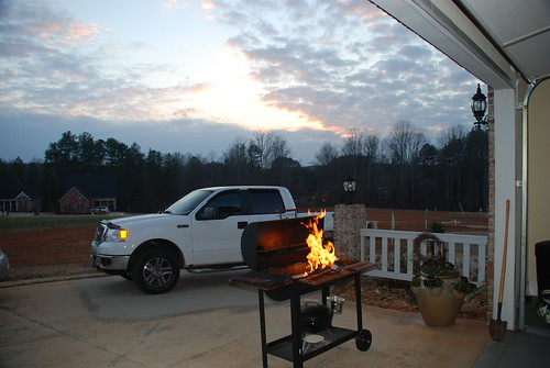 america barbeque bbq carolina charcoal colorful county fire flame flames flaming glorious grill grille hamburger hamburgers january ldi letideascompete oconee palmettostate sc sky south southcarolina states stunning sunset sunsets united upstate us usa cielo everybodylovesasunset atardecer colour colourful