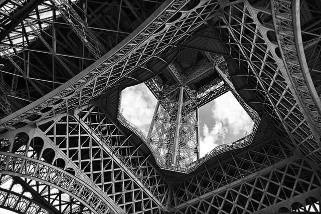 Paris B&W #4