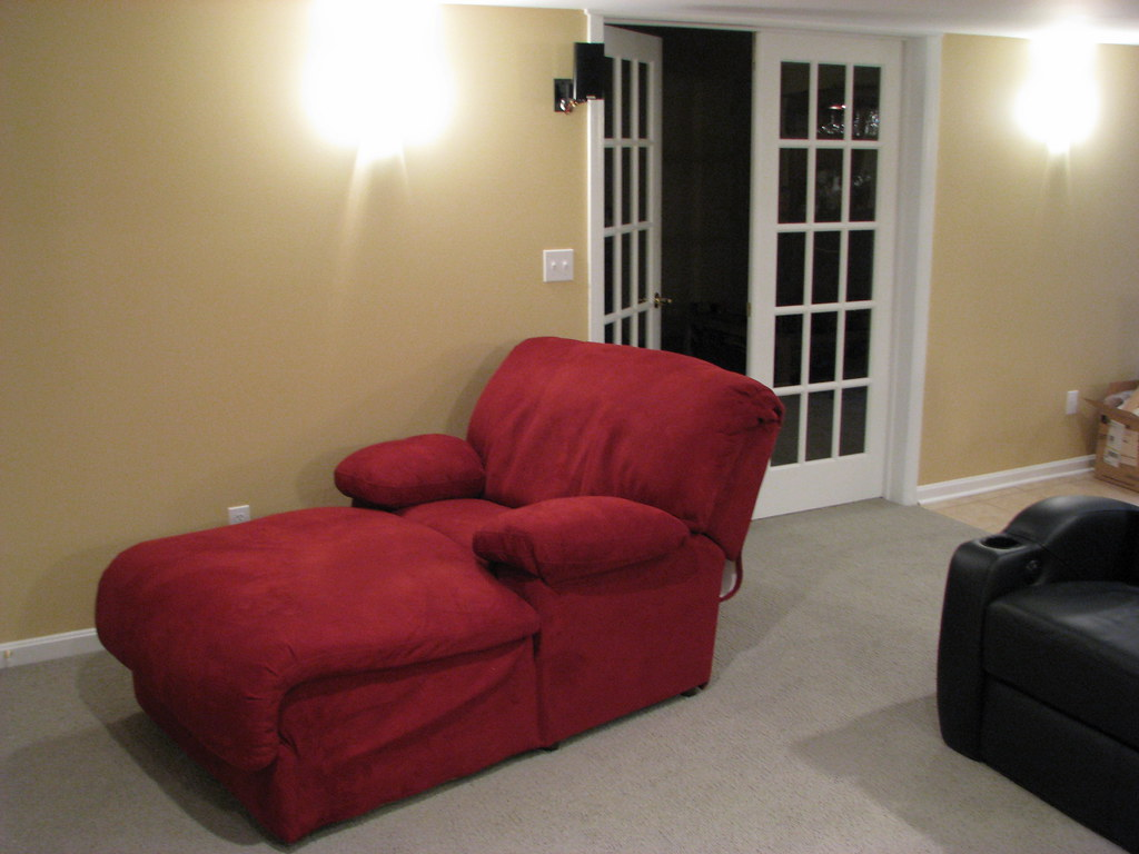 Basement Remodel - Furniture Delivery (Day 28)