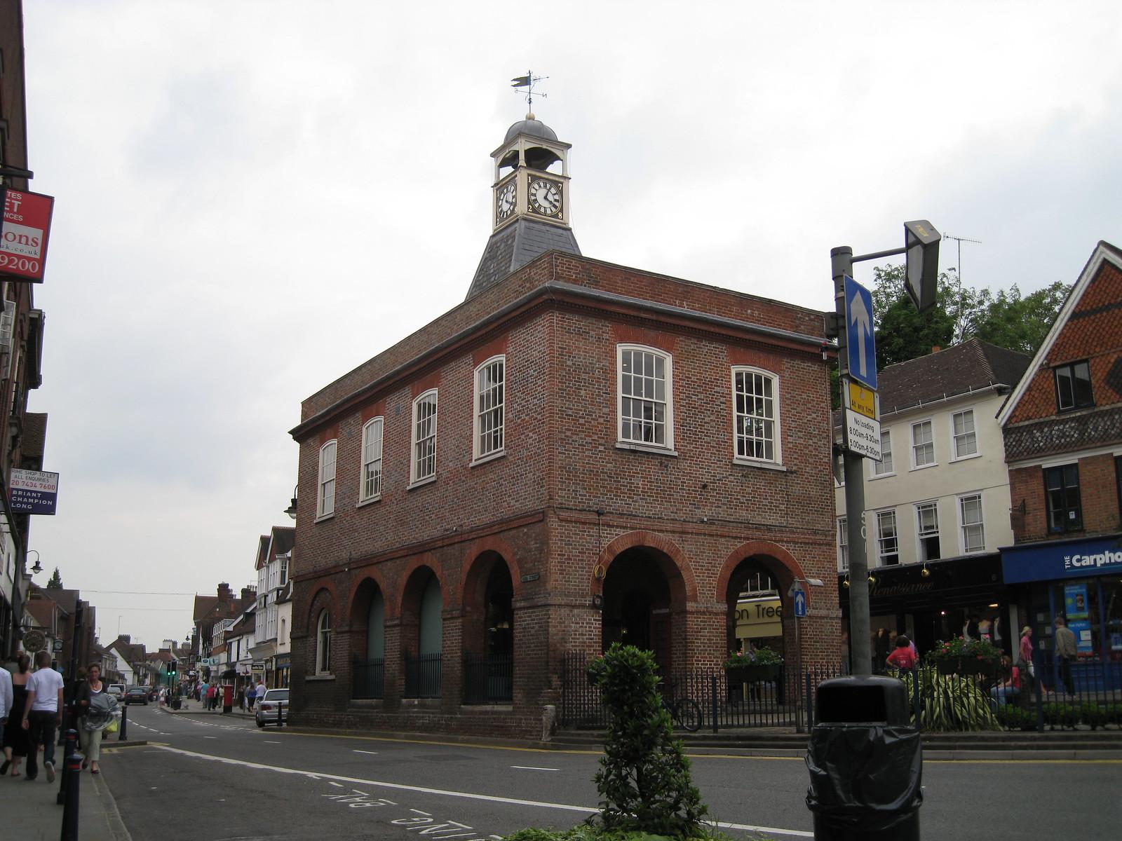 Reigate High Street, Town Centre