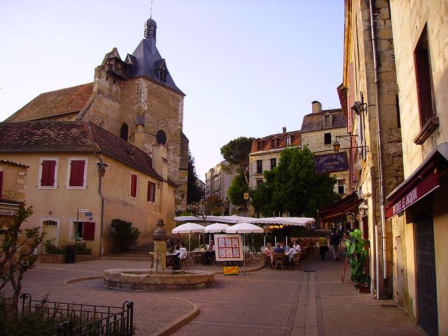 Place pélissière, Bergerac