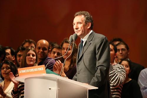 Francois Bayrou au Zenith   by Jean-Marc Liotier