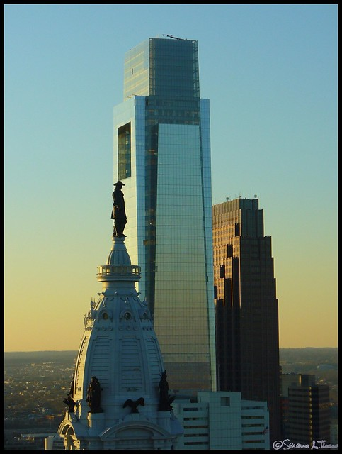 Partial Philadelphia Skyline - 23/365+1 - 01/23/08