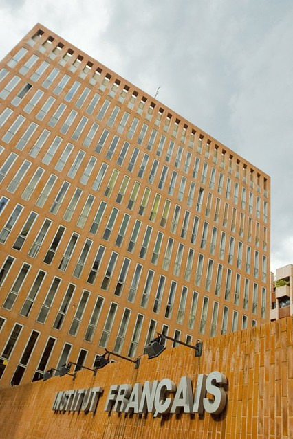 Institut franc s foto generalitat de catalunya autor - Institut frances de barcelona ...