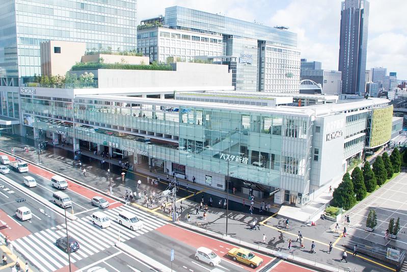 Shinjuku Expressway Bus Terminal