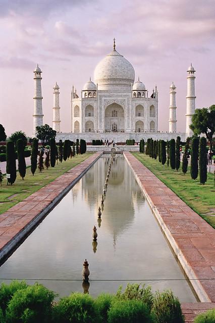 Taj Mahal - the Greatest Monument of Love, Beauty and Infinite Sadness
