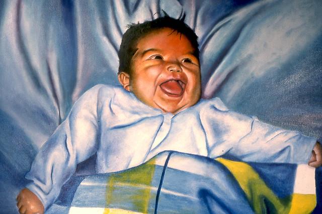 Thousand Oaks High School AP Art (1991-93)