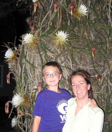 Night-Blooming Cereus June 2007 | by vashtirama