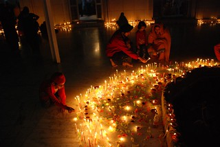 Diwali Candles | by harpreet thinking
