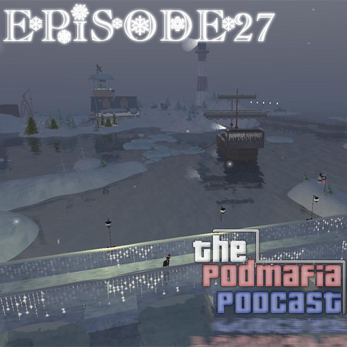 Episode 27 Cover Art | by stuwarf