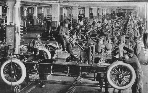 The Automobile Industry - 1923 | by Jasperdo