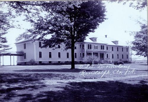 vermont 1940s colleges vsa olddorm vtc vermonttechnicalcollege randolphvermont vermontschoolofagriculture hartnesslibrarycollection