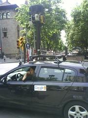 Google Street view en Barcelona | by zmx80's electric life