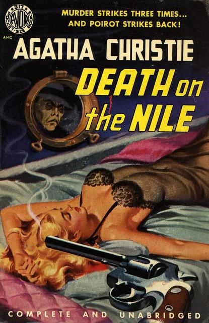 Avon Books 317 - Agatha Christie - Death on the Nile