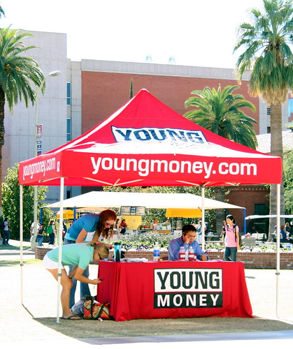 YOUNG MONEY Live! - University of Arizona - 11.13.07 | by youngmoneymag