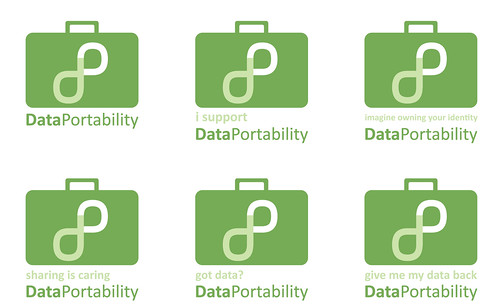 The DP Badge - DataPortability | by SexySEO