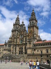 Catedral de Santiago de Compostela   by leoplus