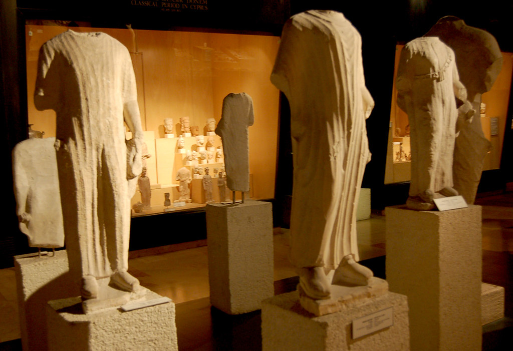 Headless Statues | At the stunning Archeology Museum in Ista… | Flickr