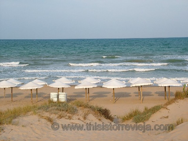 Nudist beach near torrevieja spain happens. can