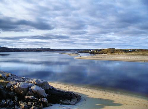 Bá Ghaoth Dobhair ~~ Gweedore Bay   by Liamfm .