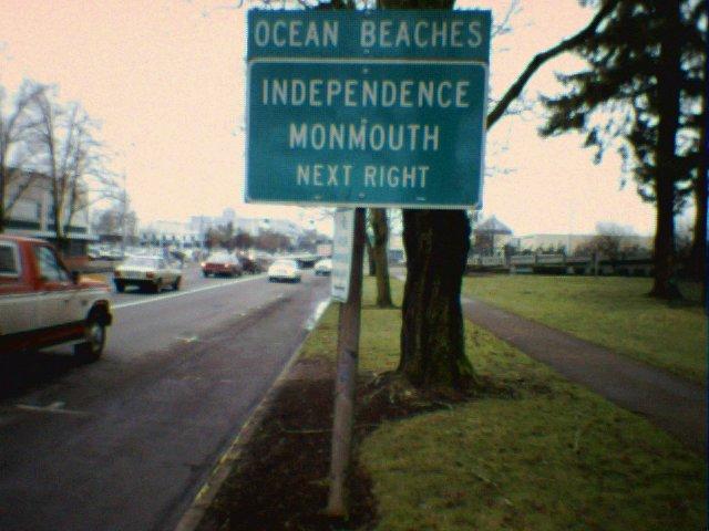 Ocean Beaches