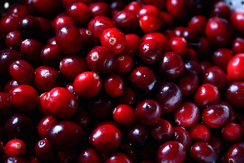 cranberries | by Muffet