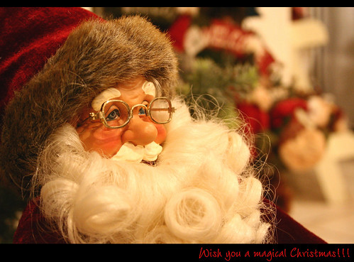 wish you a magical christmas | by peia... missing you!!!