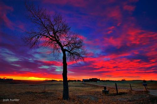 colors sunrise dawn colorado sigma wideangle prairie 1020mm 10mm