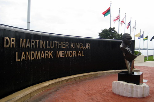 Florida - West Palm Beach: Dr. Martin Luther King, Jr. Landmark Memorial | by wallyg